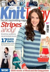Knit Today �86 2013 / June