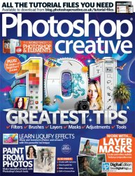 Photoshop Creative №115 (June 2014 / UK)