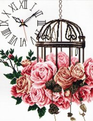 Dome 110105 Cage Rose