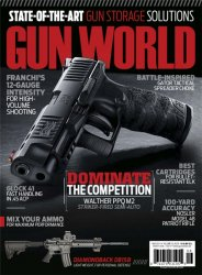 Gun World �8 (August 2014 / USA)