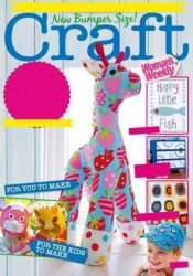Craft from Woman's Weekly - August 2014
