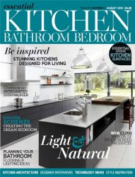 Essential Kitchen Bathroom Bedroom №220 (August 2014 / UK)