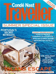 Conde Nast Traveller №8 (August 2014 / UK)