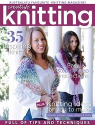 Knitting Magazine: Creative Knitting №45 2014