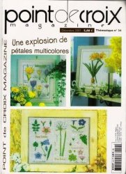 Point de Croix Magazine Thematique �34 2007