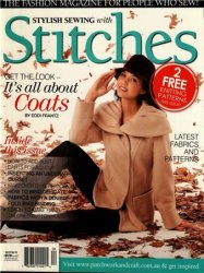 Stylish Sewing With Stitches Vol. 22 No.10 2013