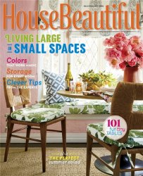 House Beautiful №7-8 (July-August 2014 / USA)