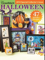 Just Cross Stich - Halloween 2014 Special Collectors Issue