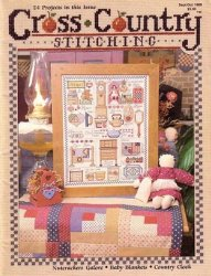 Cross Country Stitching �9-10 1989