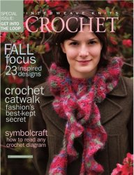 Interweave Crochet - Fall 2005