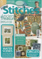 Mary Hickmott's New Stitches №201 2010