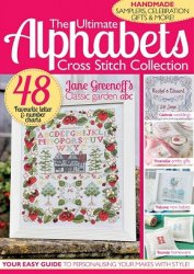 Cross Stitch Collection � September 2014 The Ultimate Alphabets
