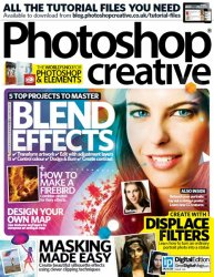 Photoshop Creative �116 (July 2014 / UK)