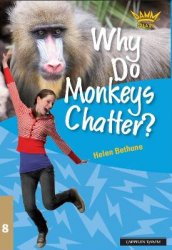 Why Do Monkeys Chatter? (Damm's Galaxy 8)