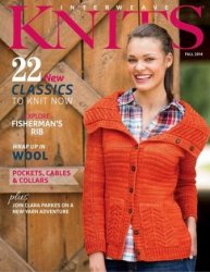 Interweave Knits - Fall 2014