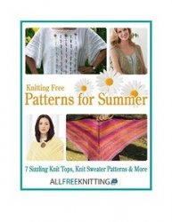 Knitting free Patterns for summer 2013
