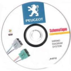 Peugeot Schematique. Wiring diagram system