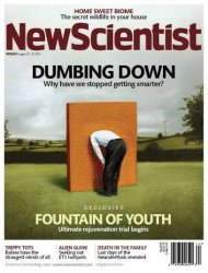 New Scientist - 23 August 2014