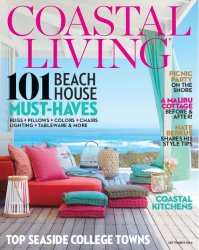 Coastal Living №9 (September 2014 / USA)