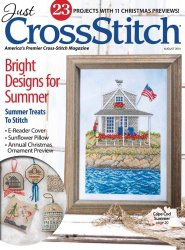Just Cross Stich   August 2014