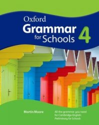 Oxford Grammar for Schools 4: Student's Book with Audio CDs and DVD-ROM