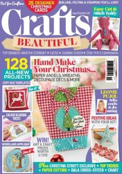 Crafts Beautiful №271 October 2014