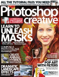 Photoshop Creative №117 (August 2014 / UK)