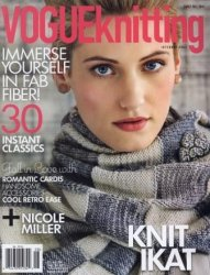 Vogue Knitting - Early Fall 2014