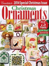 Just Cross Stich – Christmas Ornaments 2014
