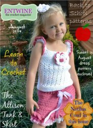 Entwine The Crochet Magazine - August 2014