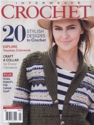 Interweave Crochet - Fall 2014