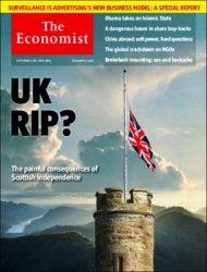 The Economist in Audio - 13 September 2014