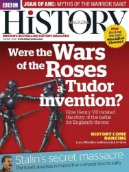 BBC History Magazine - October 2014