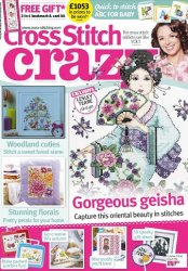 Cross Stitch Crazy №194 October 2014