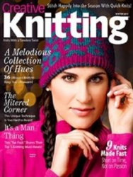 Creative Knitting - Winter 2014