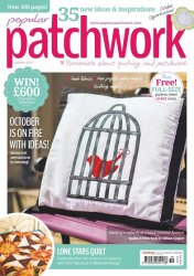 Popular Patchwork – October 2014