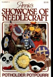 Annie's Showcase of Needlecraft №2 1982 Potholder Potpourri