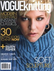 Vogue Knitting - Fall 2014