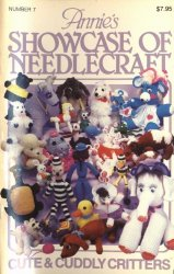 Annie's Showcase of Needlecraft №7 1983 Quick & Easy Projects