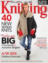Knitting Magazine № 10 October 2014
