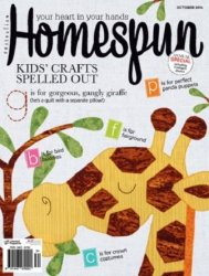 Australian Homespun №137 Vol.15 - October 2014