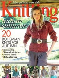 Knitting Magazine �8 Autumn 2014