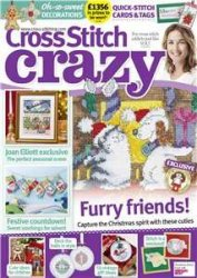 Cross Stitch Crazy №196 2014