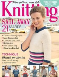 Knitting Magazine �8 August 2014