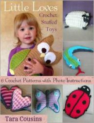 Little Loves Crochet Stuffed Toys