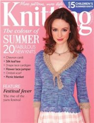 Knitting Magazine �7 July 2014