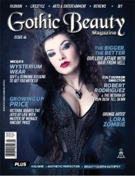 Gothic Beauty №44 (Summer 2014 / USA)