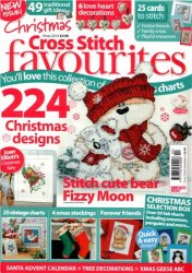 Cross Stitch Favourites Magazine Issues 1 2014
