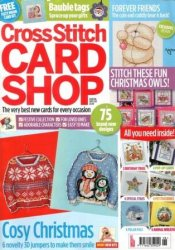 Cross Stitch Card Shop №98 2014