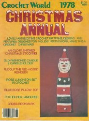 Crochet World 1978 - Christmas Annual